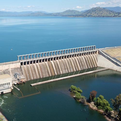 Hume Hydro Dam