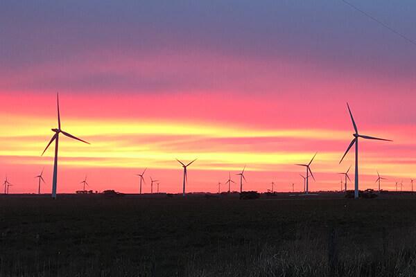 Mount Mercer wind farm